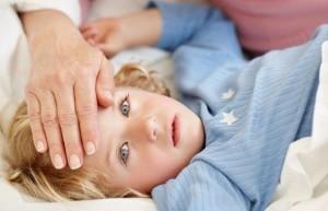 Жаропонижающие народные средства для ребенка