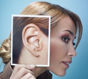 Причины болей внутри уха