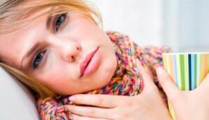 Причины возникновения слизи в горле