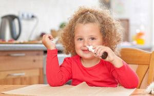 Капли и спреи для детей от насморка