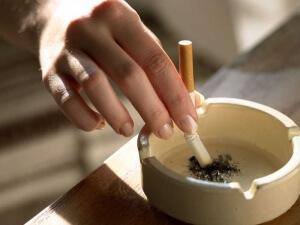 Побочные действия от курения