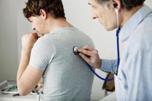 Симптомы сердечного кашля