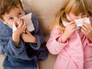 лияние противовоспалительных капель на здоровье ребенка.