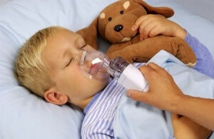 Лечение острого ларинготрахеита у детей