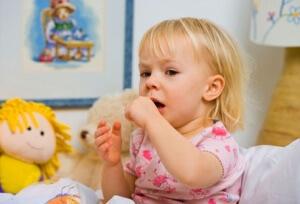 Причины появления кашля по ночам у детей