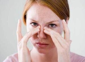 Аллергическая заложенность носа лечение
