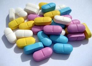 Противокашлевые медикаменты