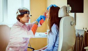 Способы лечения кисты в носу