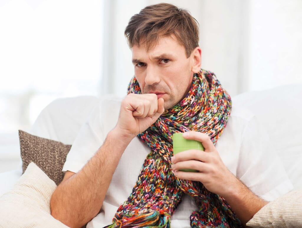 Как непродуктивный кашель сделать продуктивным
