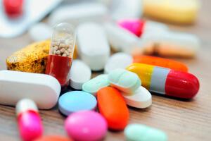 Лечение насморка с помощью таблеток