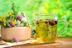 Лечение кашля с помощью травяных отваров