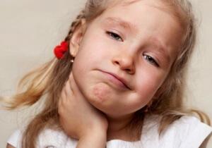 Основные причины появления фарингита у детей