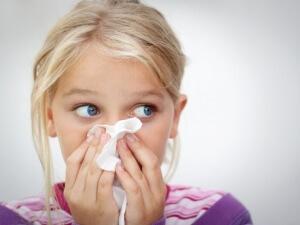 Особенности промывания носа детям