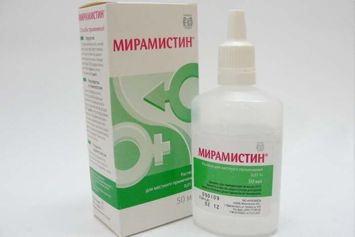 Мирамистин при насморке: показания, дозировка и особенности применения