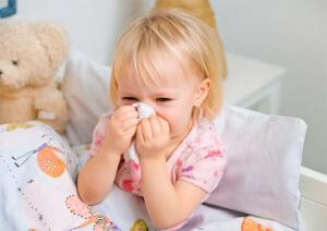 Насморк как симптом вирусной инфекции