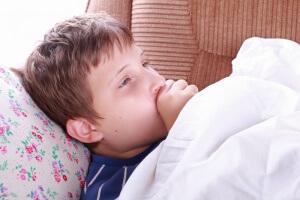 Возможные причины ночного покашливания у ребенка
