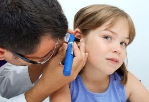 Способы лечения отита у ребенка