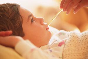 Признаки парагриппа у детей