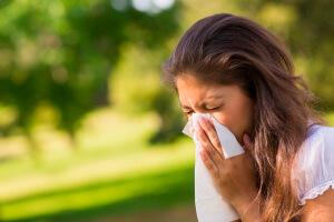 Возможные симптомы аллергии при беременности