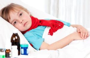 Особенности развития кашля у детей