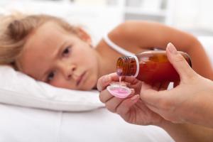 Простуда у ребенка 1 год чем лечить