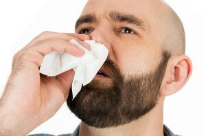 Лечение носовых кровотечений народными методами