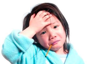 Признаки острого фарингита у ребенка