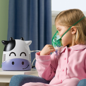 Лечение простуды с помощью ингаляций небулайзером