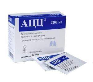 Описание препарата от кашля