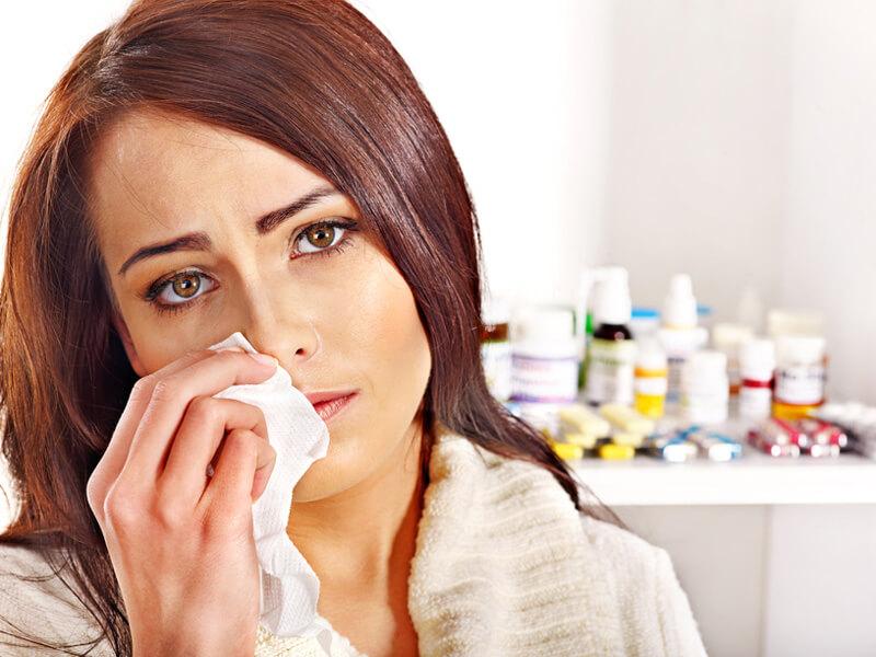 Как лечить запущенный насморк в домашних условиях