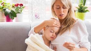 Антибиотики для детей при сухом кашле: виды и описание