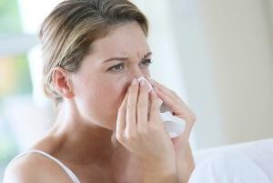 Лечение насморка при беременности: быстро и безопасн