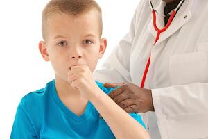 Сухой кашель у ребенка - особенности развития