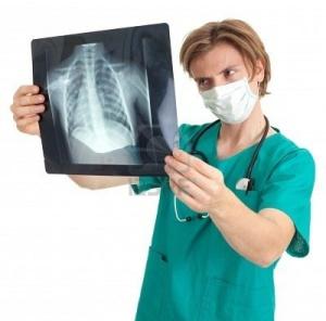 Рентген легких - эффективный метод диагностики ХОЛБ