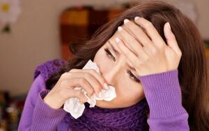 Деринат в каплях используется при заболеваниях верхних дыхательных путей