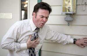 Признаки сердечного кашля
