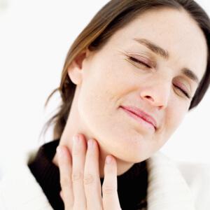 Диоксидин и болезни горла - особенности использования препарата