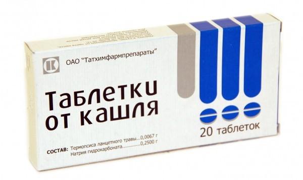 Таблетки от кашля — инструкция: назначение, способ применения и побочные эффекты