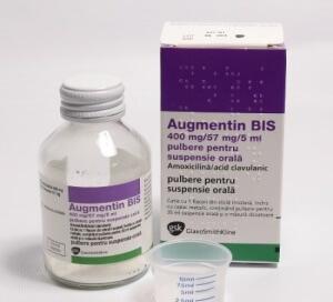 Особенности применения Аугментина в суспензии