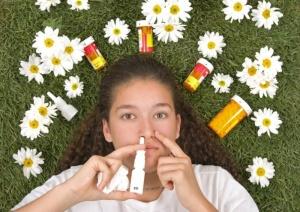 Спрей в нос при аллергии — эффективное лечение аллергического насморка