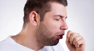 Показание к применению препарата - кашель с трудноотделяемой мокротой