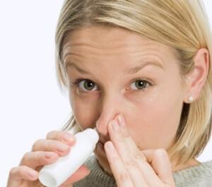 Лечение аллергического насморка у беременных