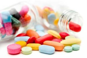 Антибактериальные препараты
