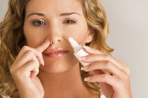Антибактериальные и противовирусные препараты для носа