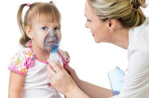 Ингаляции небулайзером – эффективный метод лечения осиплости голоса у детей