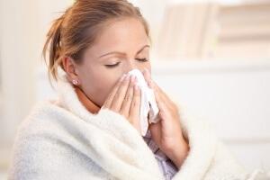 Неправильное лечение воспаления слизистой носа может вызвать ряд осложнений