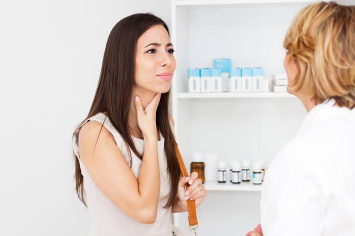 Воспаленные гланды? — Признаки и эффективное лечение
