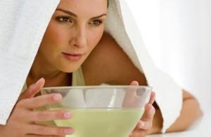 Паровые ингаляции – эффективный народный метод лечения воспаления пазух носа