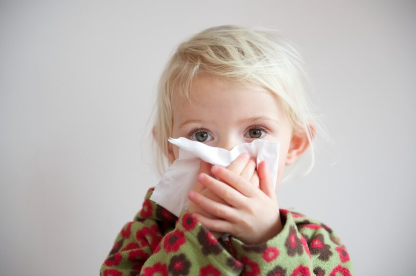 Самые хорошие капли в нос для детей от насморка
