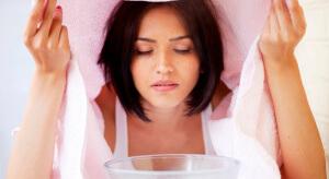Паровые ингаляции – один из лучших методов народной медицины для лечения кашля